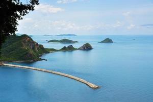 vue mer tropicale photo