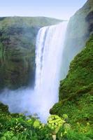 cascade de seljalandsfoss photo