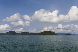 île de Ko Chang, Thaïlande photo