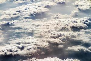 nuages d'en haut