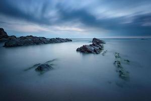 silence bleu photo