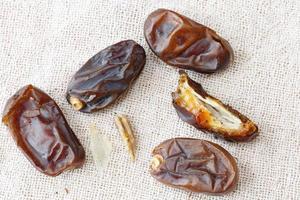 dates de l'Arabie photo