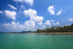mer tropicale photo
