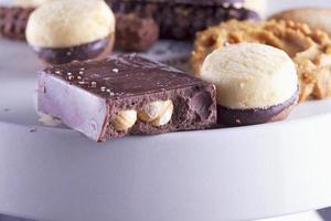 biscuits et torrone