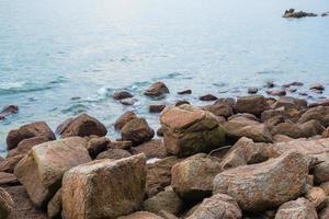 pierres de la côte