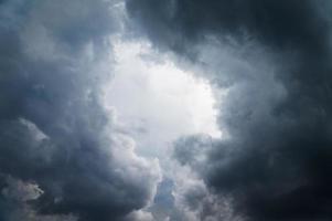 tempête à venir