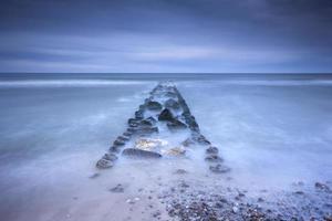 mer Baltique photo