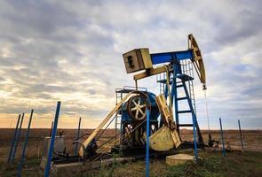 exploitation de puits de pétrole et de gaz