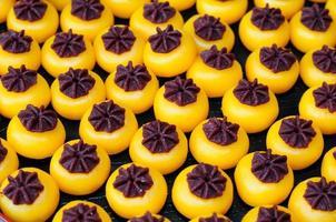 kanom sanay chan, dessert thaï