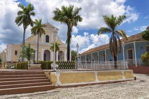 Église de la Sainte Trinité à Trinidad, Cuba