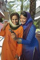 femmes musulmanes shopping