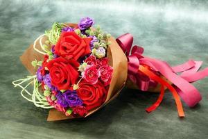 beau bouquet pour la célébration et le mariage.