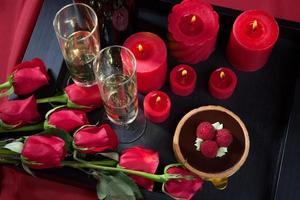 célébration de la saint valentin