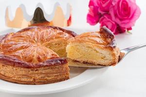 gâteau épiphanie, gâteau roi, galette des rois photo