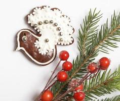pain d'épice de Noël
