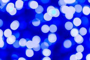 fond flou bleu et argent