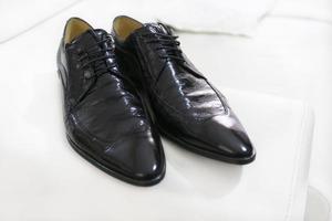 chaussures de marié photo