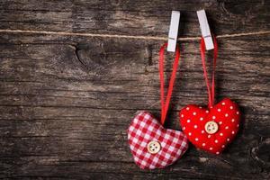 coeurs de la Saint-Valentin photo