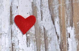 petit coeur rouge photo