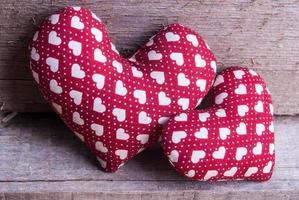 coeur sur bois