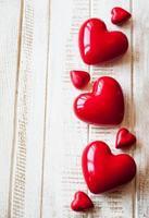 coeurs rouges photo