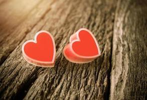 coeur rouge photo