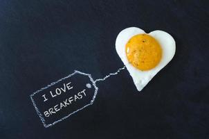 j'aime le petit déjeuner