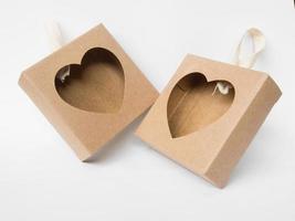 boîtes de Saint-Valentin photo