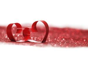 coeurs décoratifs saint valentin