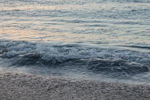 vagues se bouchent