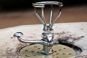 eau du robinet photo