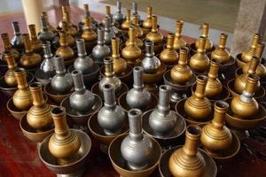 vase pour eau pour rituel thaïlande