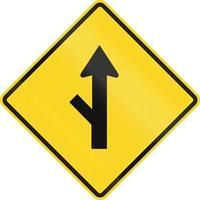 intersection avec la priorité au canada