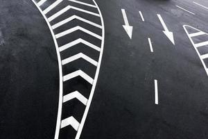 marque de route