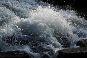 éclaboussure d'eau photo