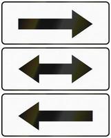 signes de flèches polonaises