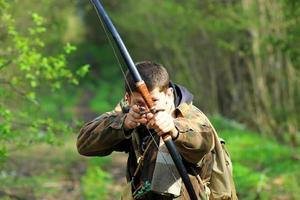 jeune archer photo