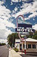 vieux motel signe