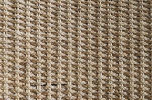 texture de tissage