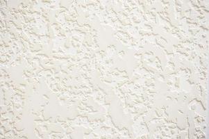 fond de texture de plâtre blanc texturé