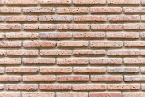 texture de brique photo