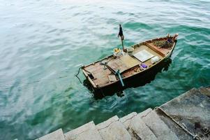 bateau de stationnement
