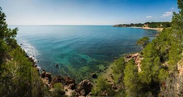 panorama méditerranéen