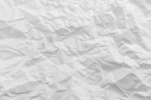 texture du papier froissé. photo
