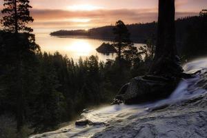 gloire du matin - Eagle Falls photo