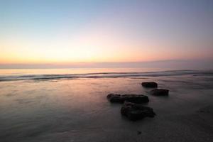 eau amère de plage photo