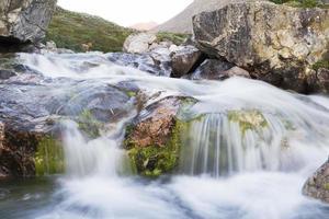 flux propre et fluide photo