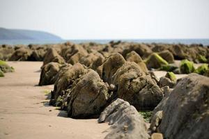 Côte de pierre irlandaise