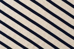 texture de cardigan à rayures photo