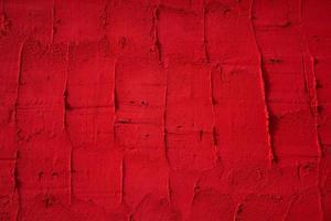 texture de mur rouge photo
